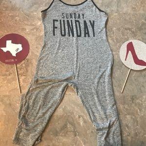 Pants - 💥Sunday Funday Romper/ One piece jumpsuit 💥